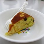 さつま芋とりんごのケーキ